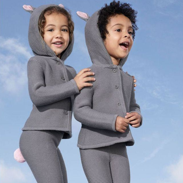 The First Look At Victoria Beckham's Kids Clothing Line