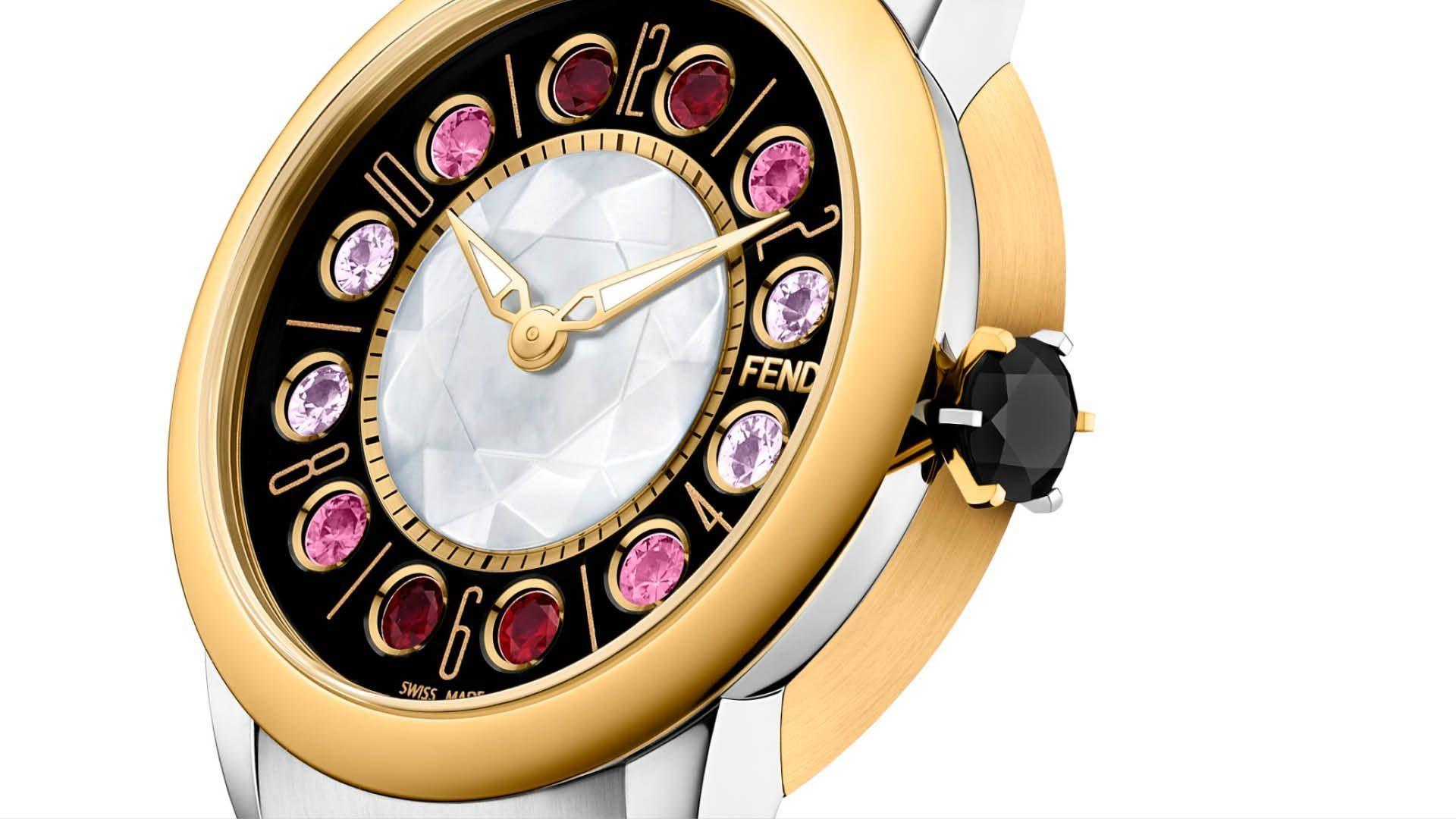 EXCLUSIVE: FENDI Timepieces Interview