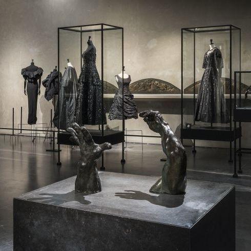 Two Major Museum Exhibitions Celebrate Balenciaga's 100th Anniversary