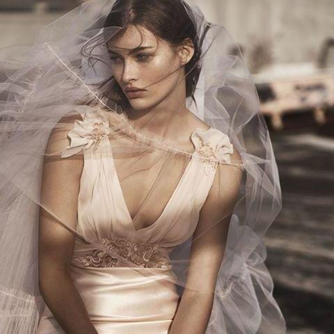 Topshop Unveils Its Debut Bridal Collection