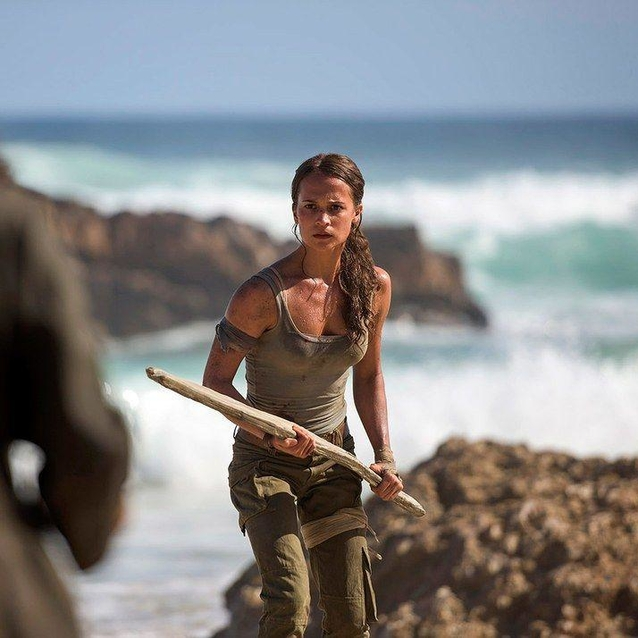 This Is How Alicia Vikander Got In Shape For Tomb Raider
