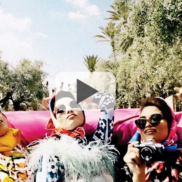Take A Trip To Marrakech With Harper's Bazaar Arabia