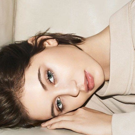 Iris Law Stars In Her Second Beauty Campaign For Burberry