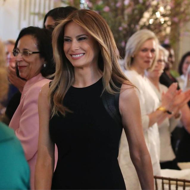 Read The Full Transcript Of Melania Trump's International Women Of Courage Award Speech
