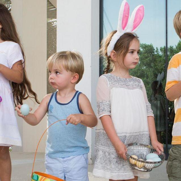Afternoon Delight: Tuesday's Child Hosts Easter Egg Hunt