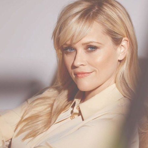 Reese Witherspoon Is The New Face Of Elizabeth Arden