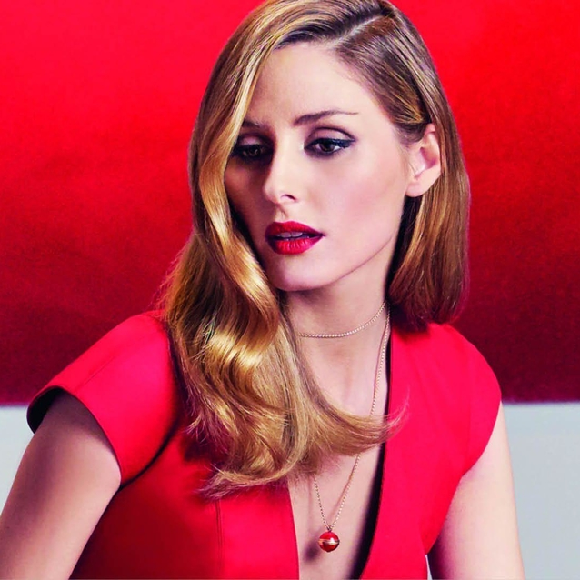 Olivia Palermo For The Piaget Possession Collection