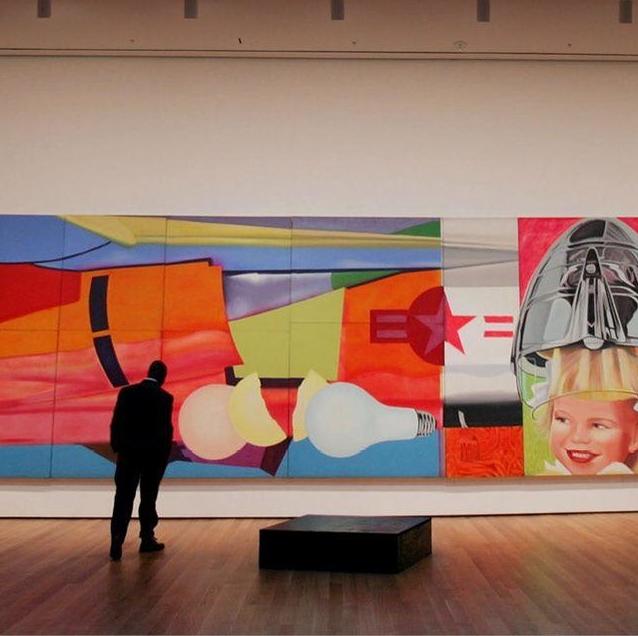 In Memoriam: Pop Art Legend James Rosenquist Dies