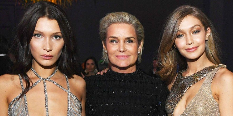 Why Yolanda Hadid Wouldn't Let Gigi Or Bella Model Before They Were 18
