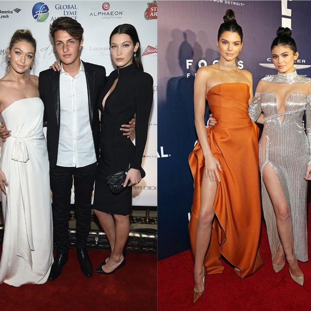 #NationalSiblingDay: 10 Fashionable Families