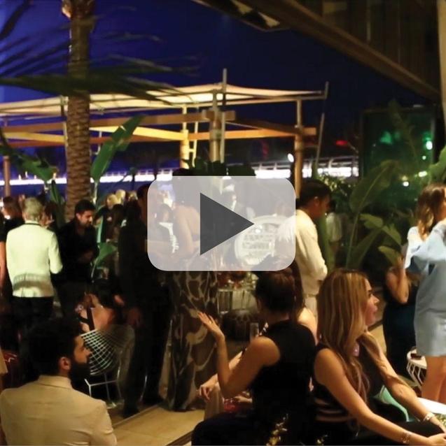 Watch Now: The #BazaarArabia10 Party