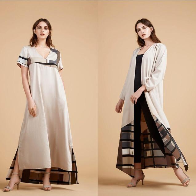 Syrian Designer Zeina Zain Unveils Her Ramadan Collection