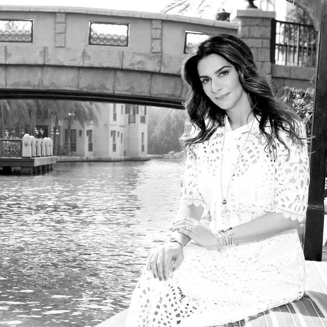 Bring The Sunshine: Piaget's Chabi Nouri