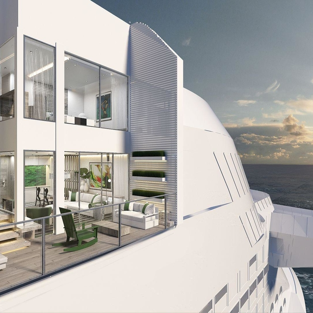 No limits: Celebrity Edge Takes The Cruise To Its Apex