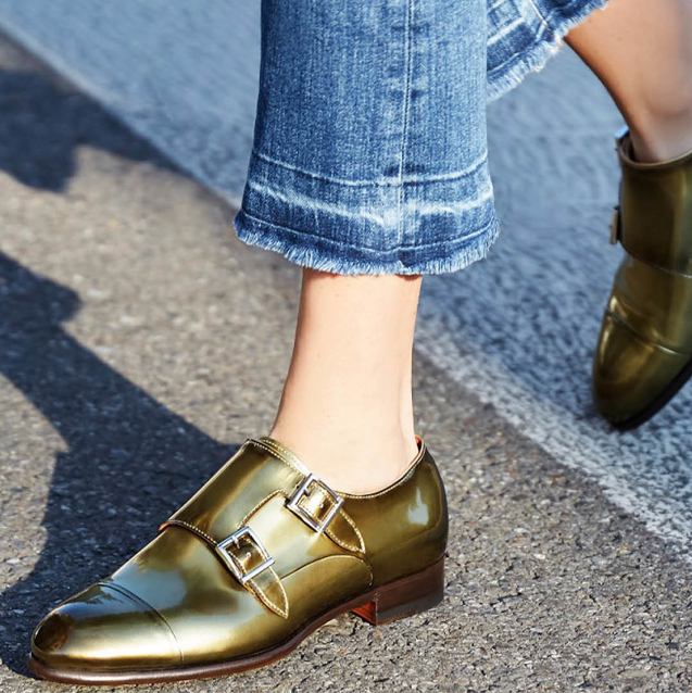 Get Personal With Santoni