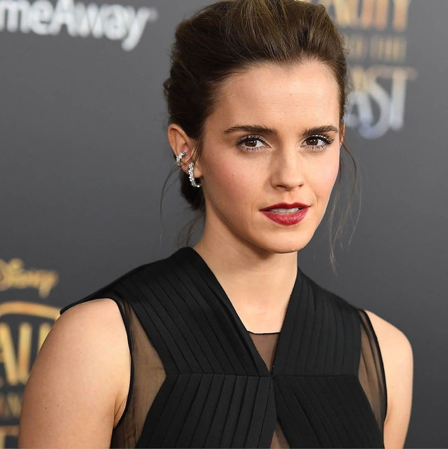 Take A Look Inside Emma Watson's Wardrobe