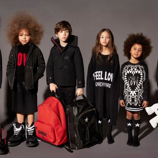 The Givenchy Kids Collection Is Finally Here