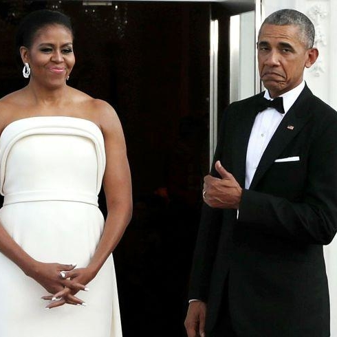 Barack Obama Being Michelle's Instagram Husband Is The Best Thing You'll See Today