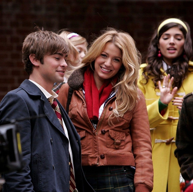 Blake Lively Discusses Gossip Girl Reboot
