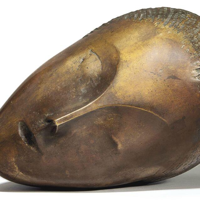 Brancusi's La Muse Endormie Debuts At Auction