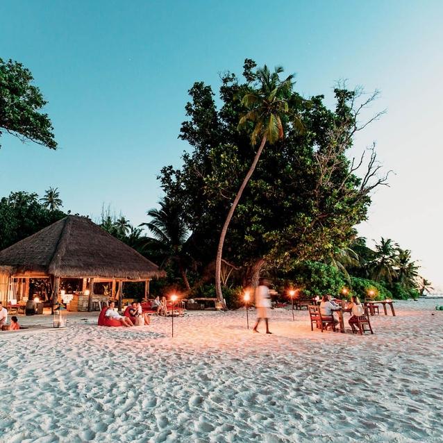 The Escape   North Island, Seychelles