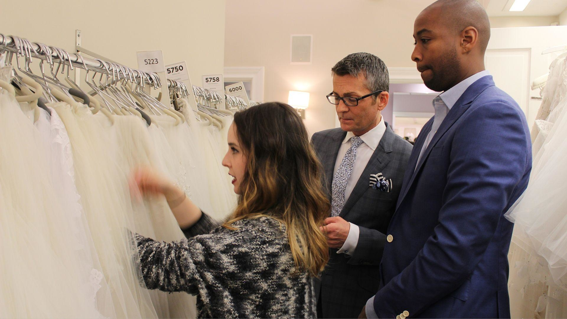 Say Yes To The Dress: Randy Fenoli Shares His Bridal Shopping Mantras