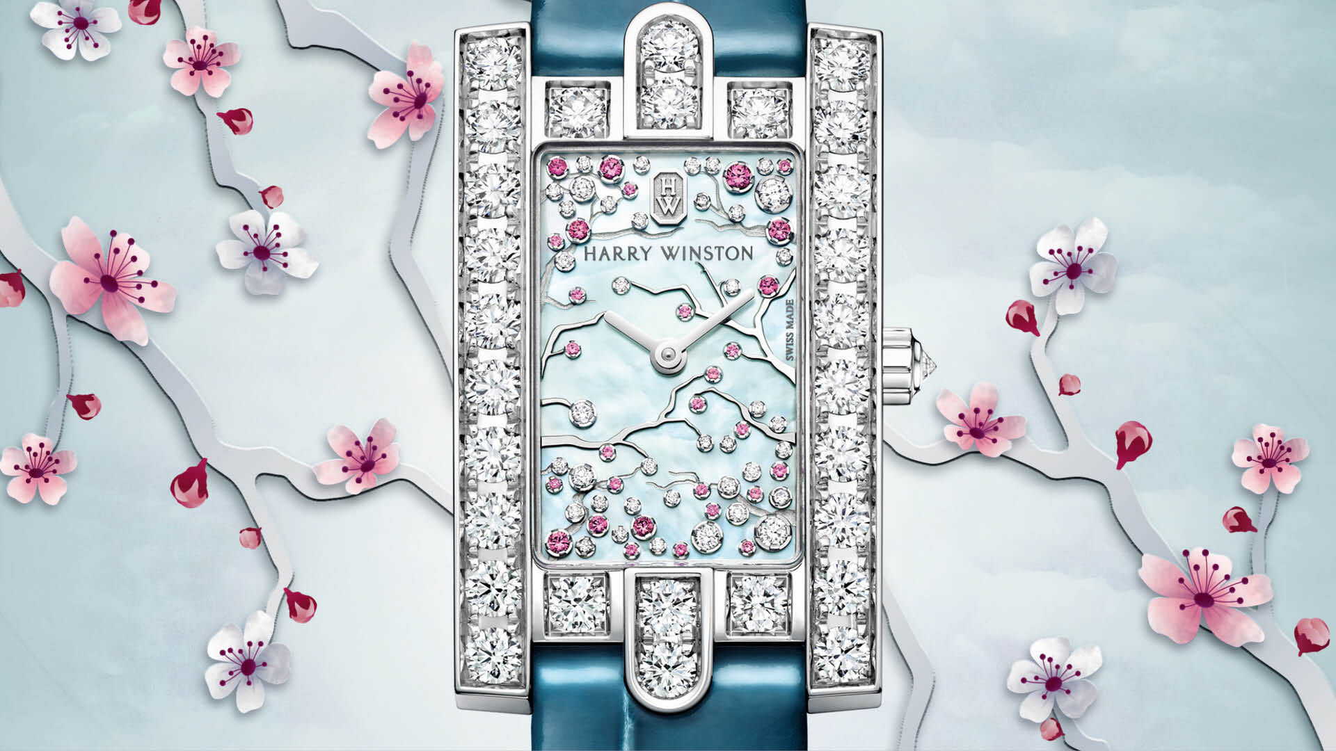 Natural Themes Reign In Harry Winston's Latest Timepieces
