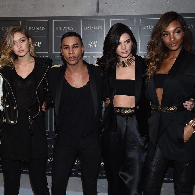 L'Oréal Paris Collaborates With Balmain