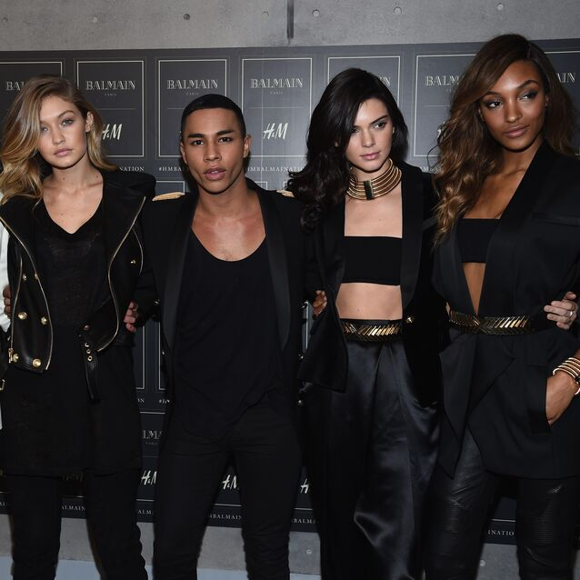L'Oréal Paris Collaborates With Balmain