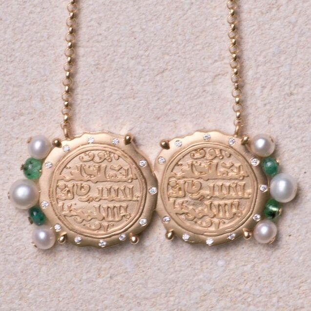 Haneen Saber's First Jewellery Collection Pays Homage To Islamic History