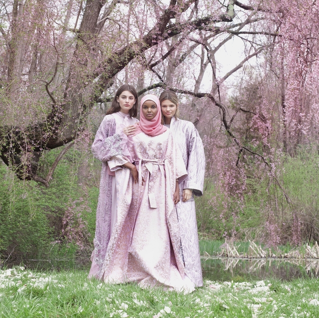 The Modist Launches An Exclusive Kaftan Edit For Ramadan