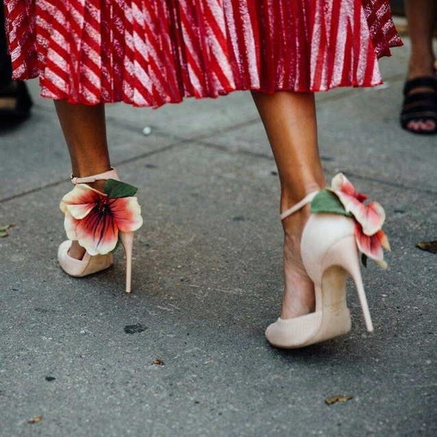 Make A Statement: Must-Have Spring Heels