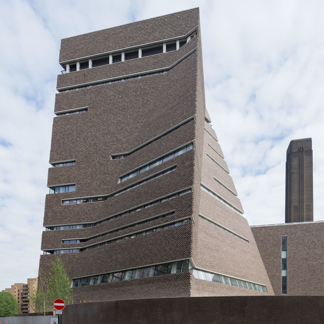 Tate Modern's Switch House Renamed Blavatnik Building