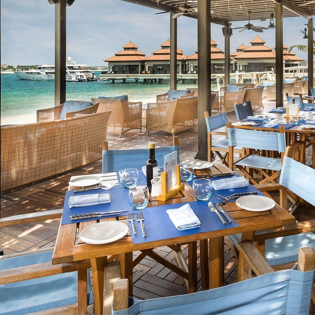 Swim, Eat, Relax At Anantara The Palm Dubai Resort