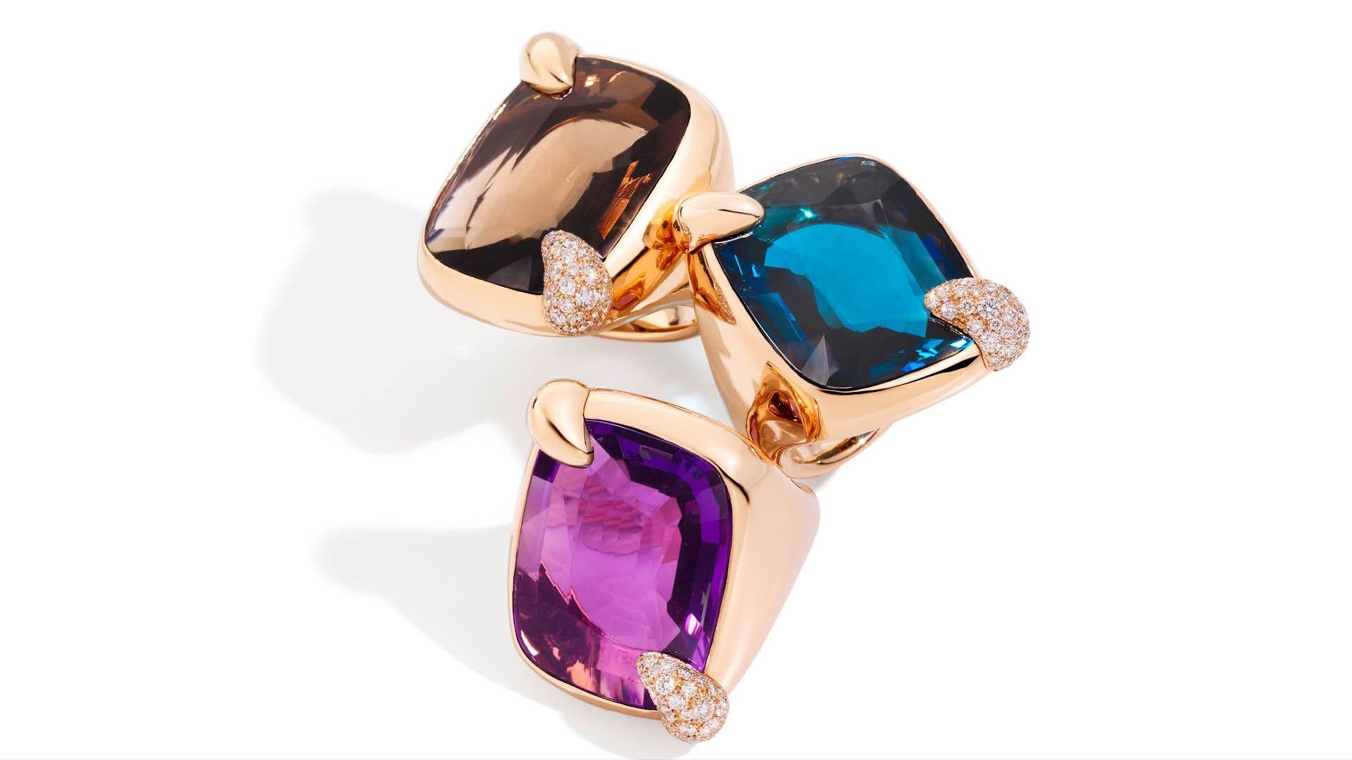 Exclusive: Pomellato CEO Sabina Belli Talks Gemstone And Jewellery Trends