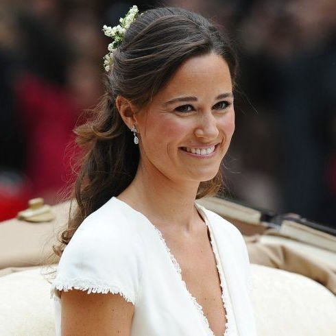 Here's Who Could Be Designing Pippa Middleton's Wedding Dress