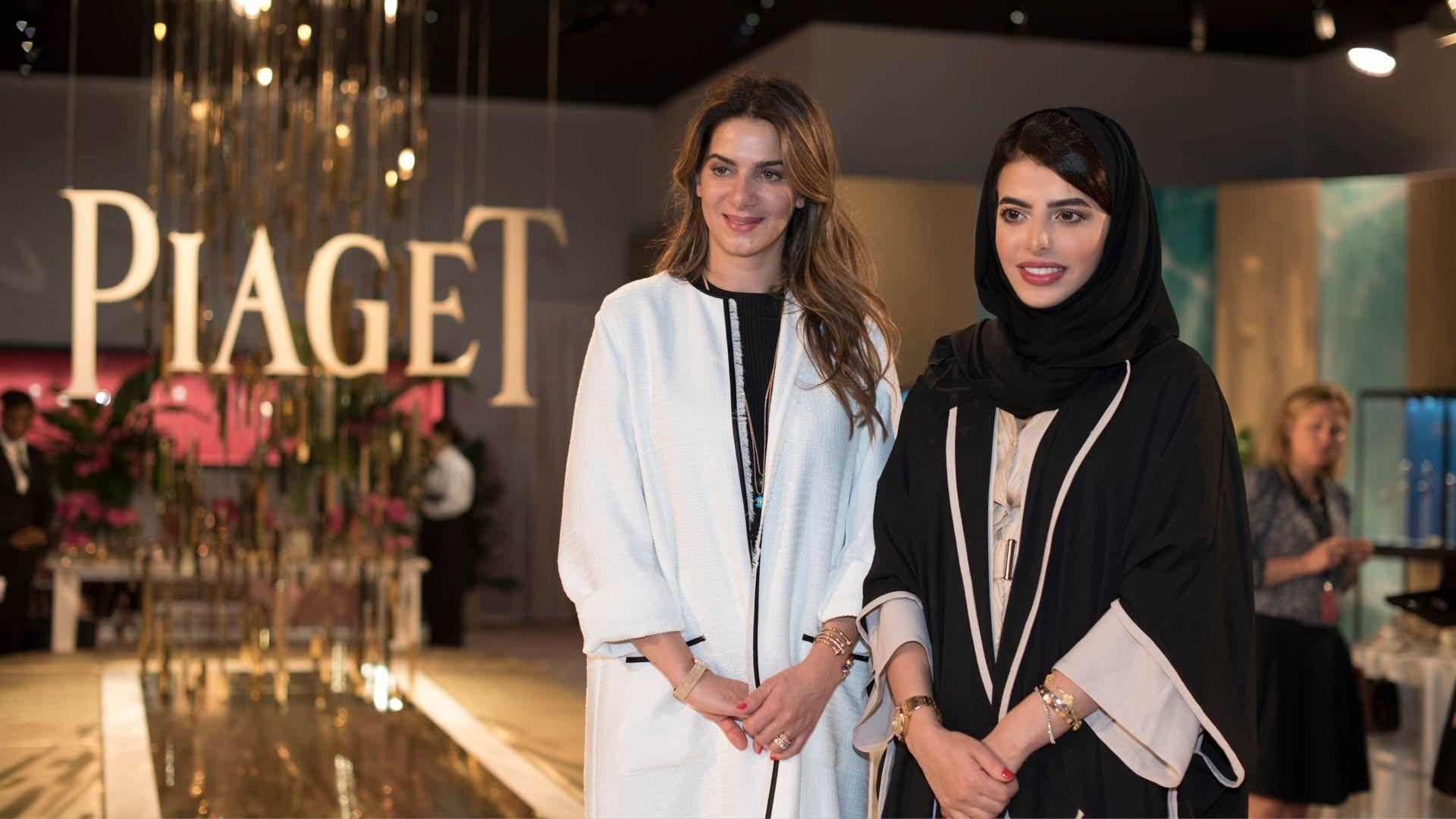 Inaugural Dubai Art Project Inspired By High Jewellery And Fine Watchmaking Collection