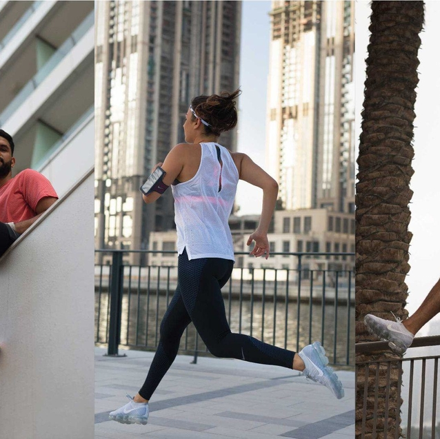 Nike Launches New Running Platform in Dubai