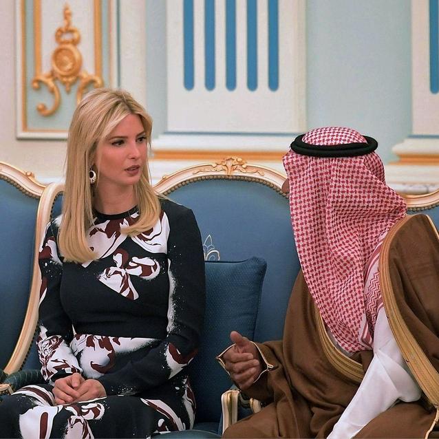 Every Look Melania And Ivanka Wore In Saudi Arabia