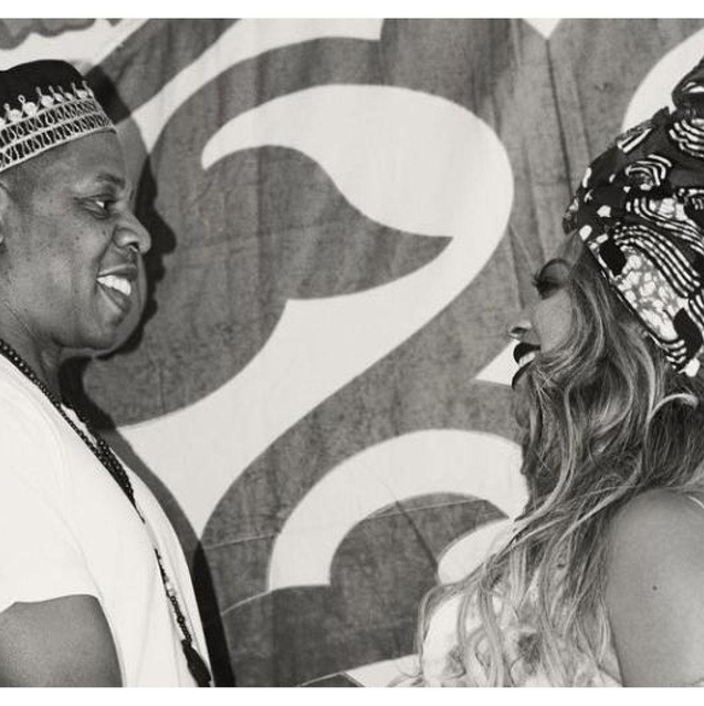 Beyoncé's African-Themed Baby Shower Looked Incredible