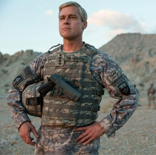 Brad Pitt's New Movie Was Shot In Abu Dhabi And Ras Al Khaimah