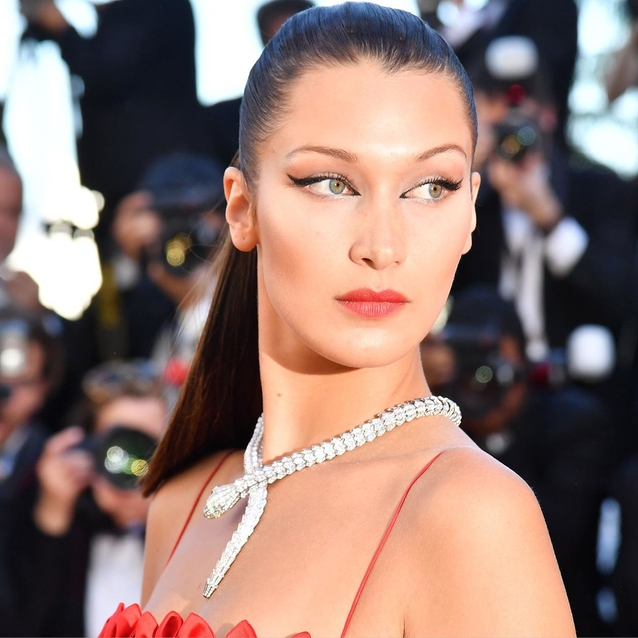 Bella Hadid Is The Face Of Bulgari's New Fragrance
