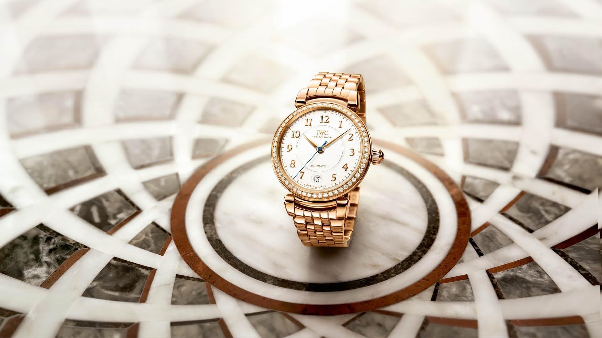 IWC Schaffhausen Launches Da Vinci Ladies Timepieces In Dubai