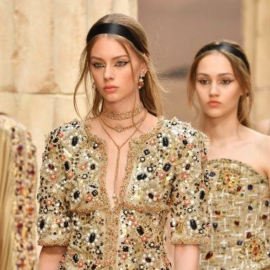 Chanel's Cruise Show Will Be Your Ultimate Summer Beauty Inspiration