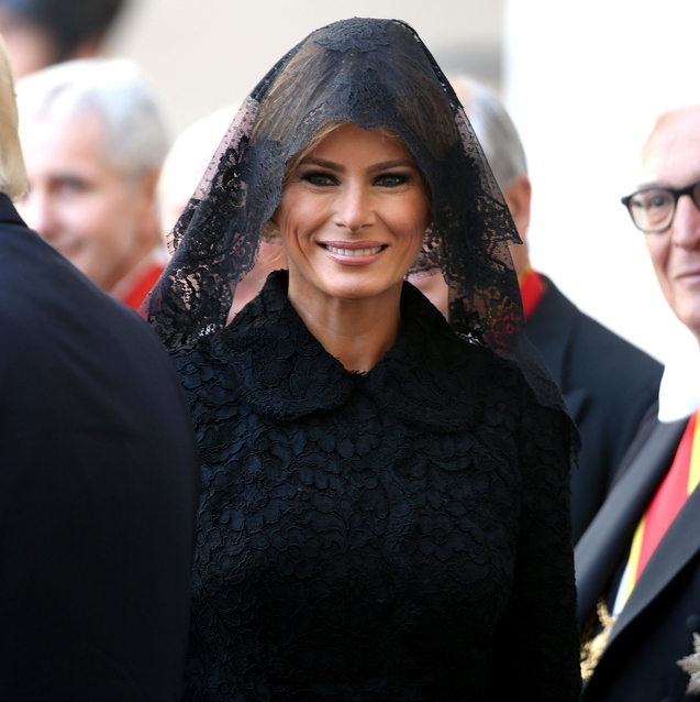 Is The Fashion World Warming Up To Melania Trump?