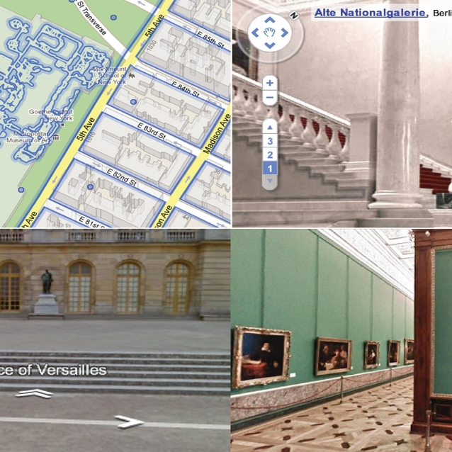 Google Street View Gets Up Close and Personal In Art Museums