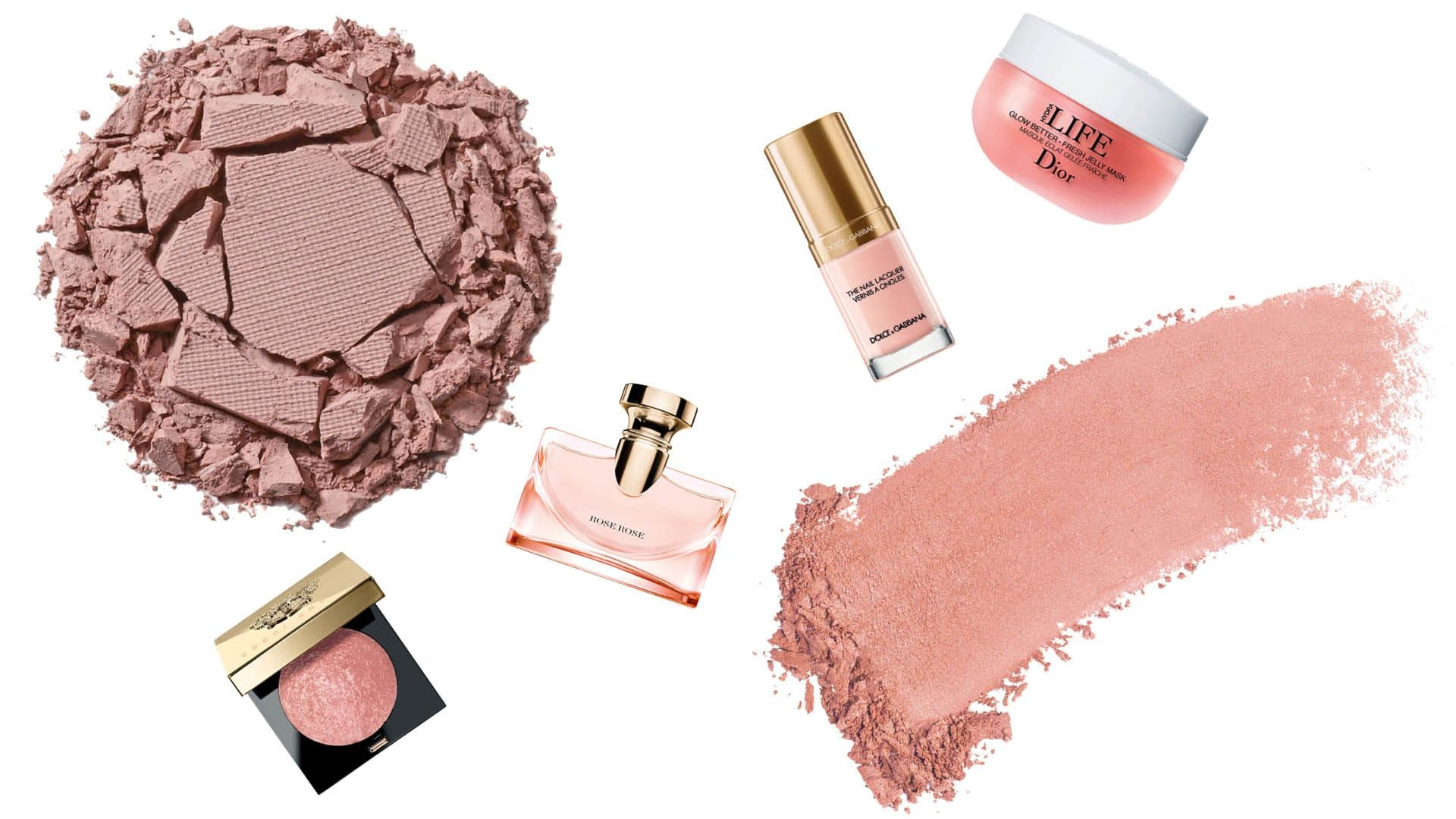 Think Pink: Bridal Beauty Must-Haves