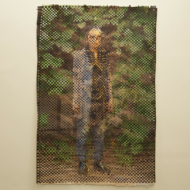 New Works By Arya Tabandehpoor At Mohsen Gallery