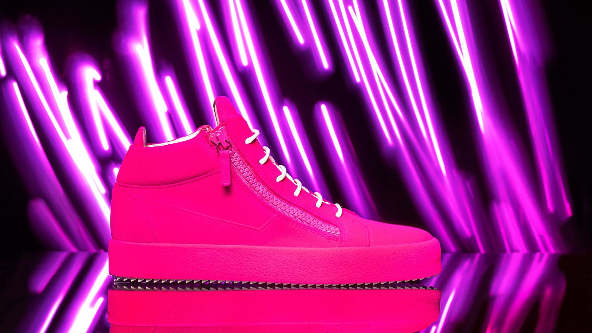 Giuseppe Zanotti Launches 'Unfinished' Capsule Collection
