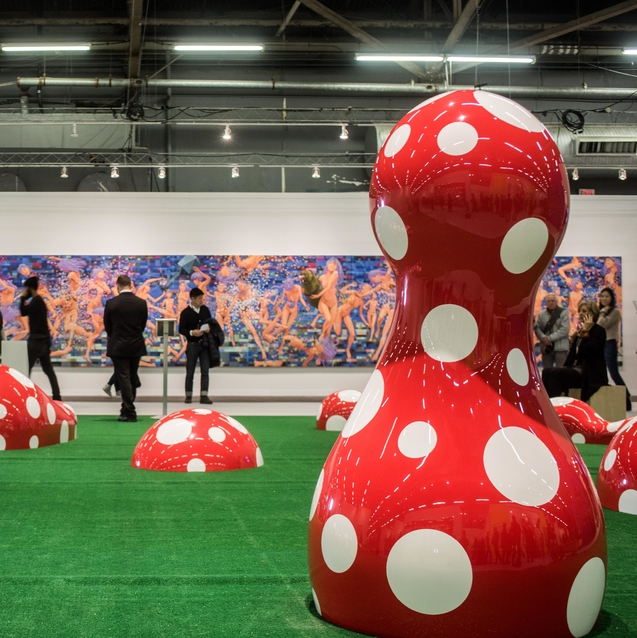 The Armory Show Announces 2018 Curators